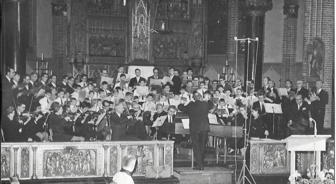 Audio: 25-jarig Jubileumconcert 1968