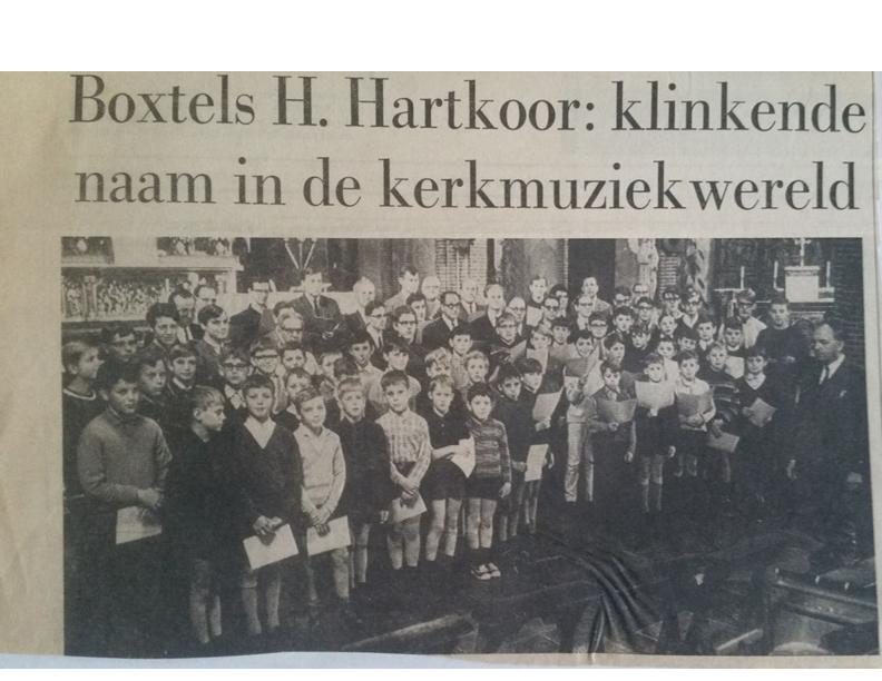 1968 Krantenknipsel Jubileum
