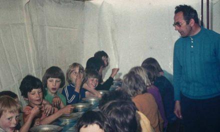 Video: Jongenskoorkamp eind jaren 60 en jaren 70