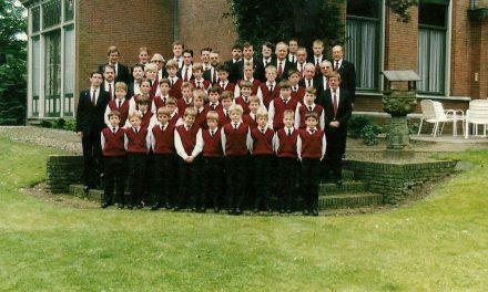 Audio: opnames van Hoogmissen in 1989, 1991 en 1992