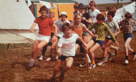 Video: koorkamp Grevels 1977