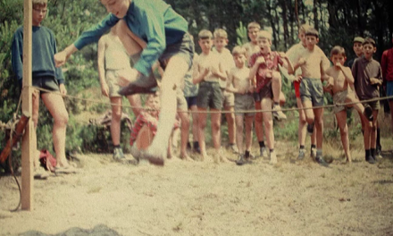 Video: Jongenskoorkamp in Luycksgestel eind jaren 60