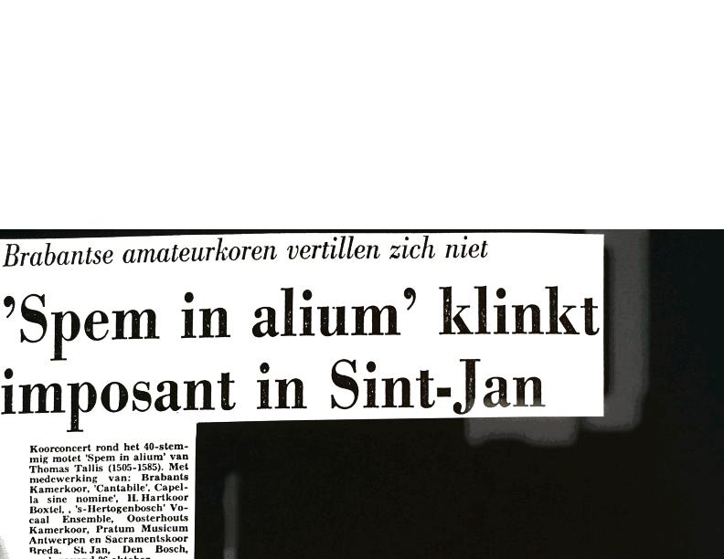 1986 Pem in Alium krantenartikel en foto uit plakboek Joop Felix