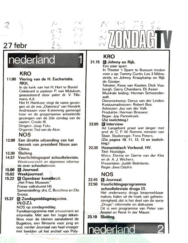 1972 TV uitzending (3)