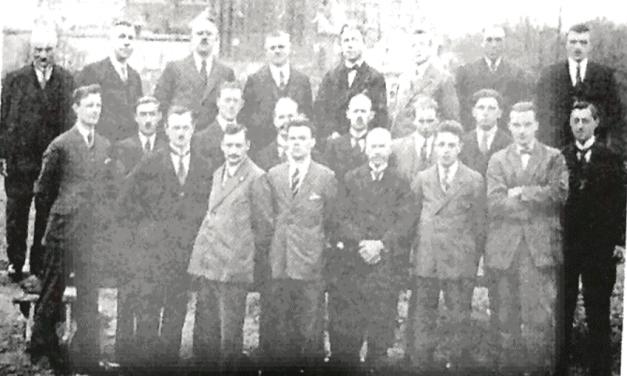 Herinneringen van Toon Adelaars over 1901-1943