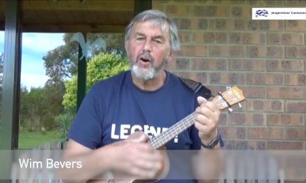 Video: muzikale koorgroet uit Nieuw Zeeland