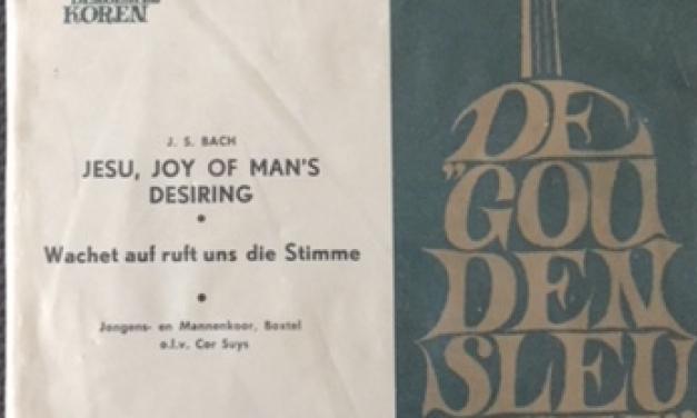 Audio: De Gouden Sleutel serie 1958