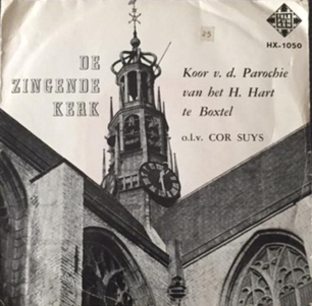 Audio: De Zingende Kerk 1957