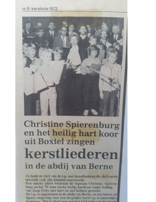 1972 lp christine spierenburg