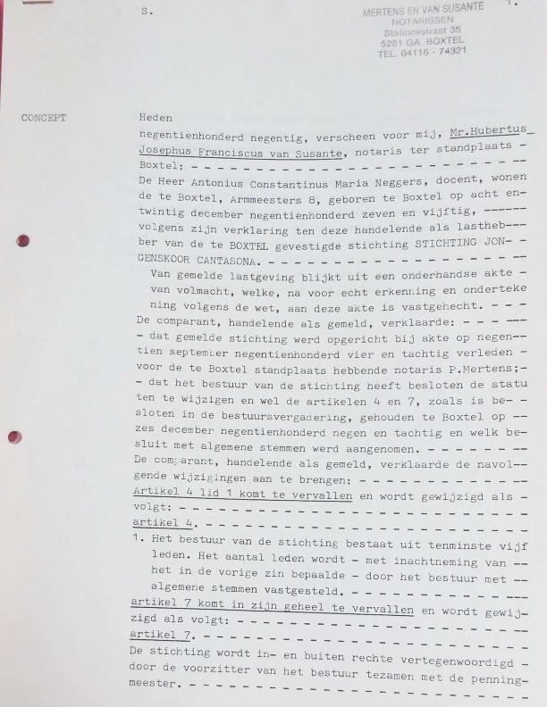 1990 wijziging statuten Cantasona
