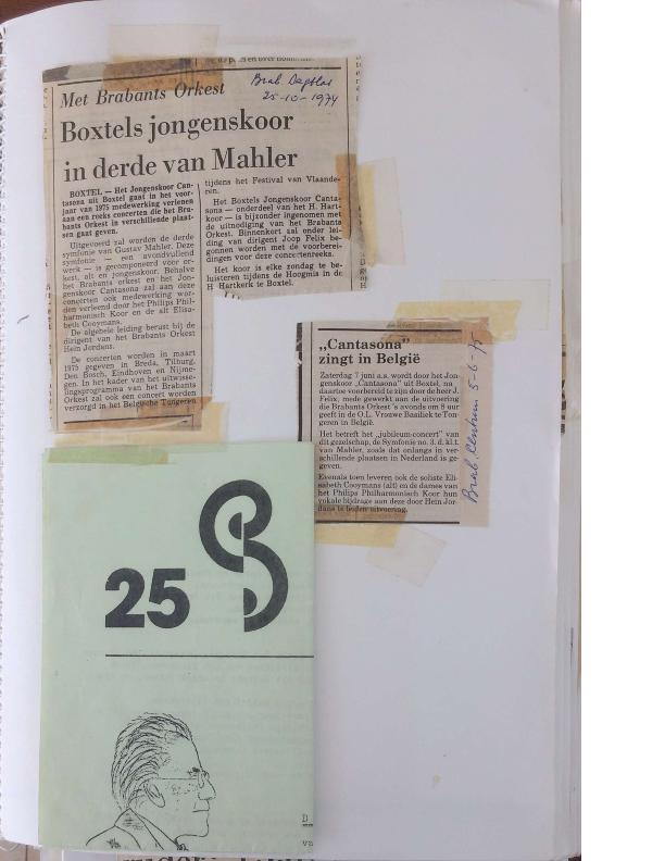 1976-1986 plakboek Joop Felix deel 3