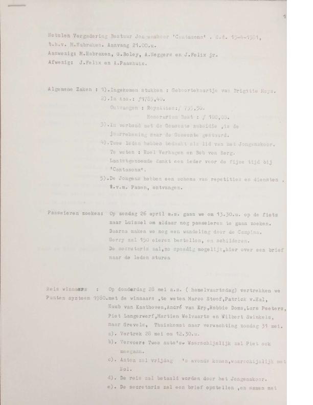 1981 notulen 15-4-1981