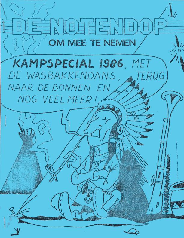1986 De Notendop Kampspecial