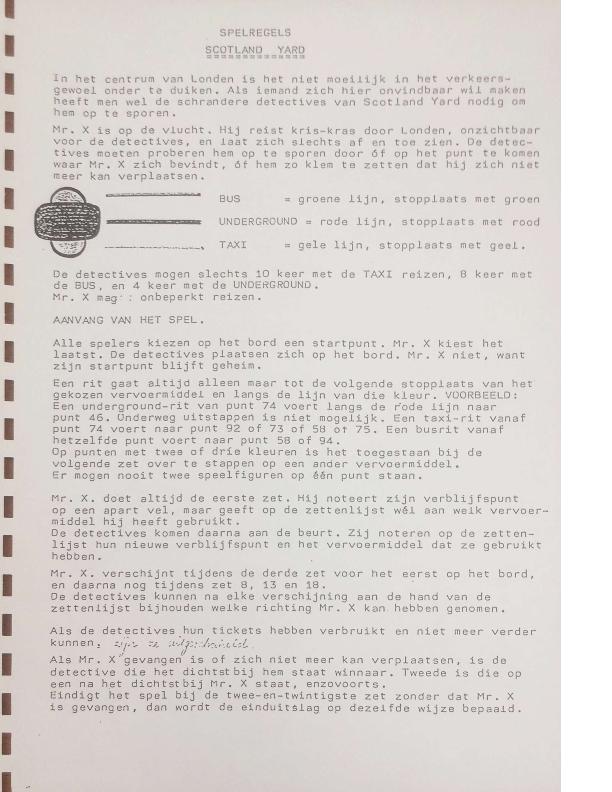 1990 spelregels kampspelen