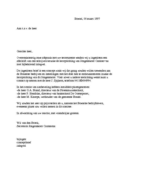 1997 commissie van aanbeveling