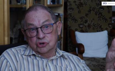 Video: Wil Sep – van koorknaap tot onderwijzer en hoofd van de St. Franciscusschool