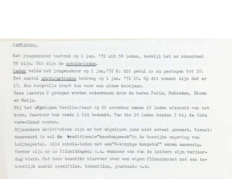 1972 Jaarverslag