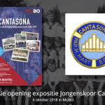 Video: impressie opening expositie Jongenskoor Cantasona