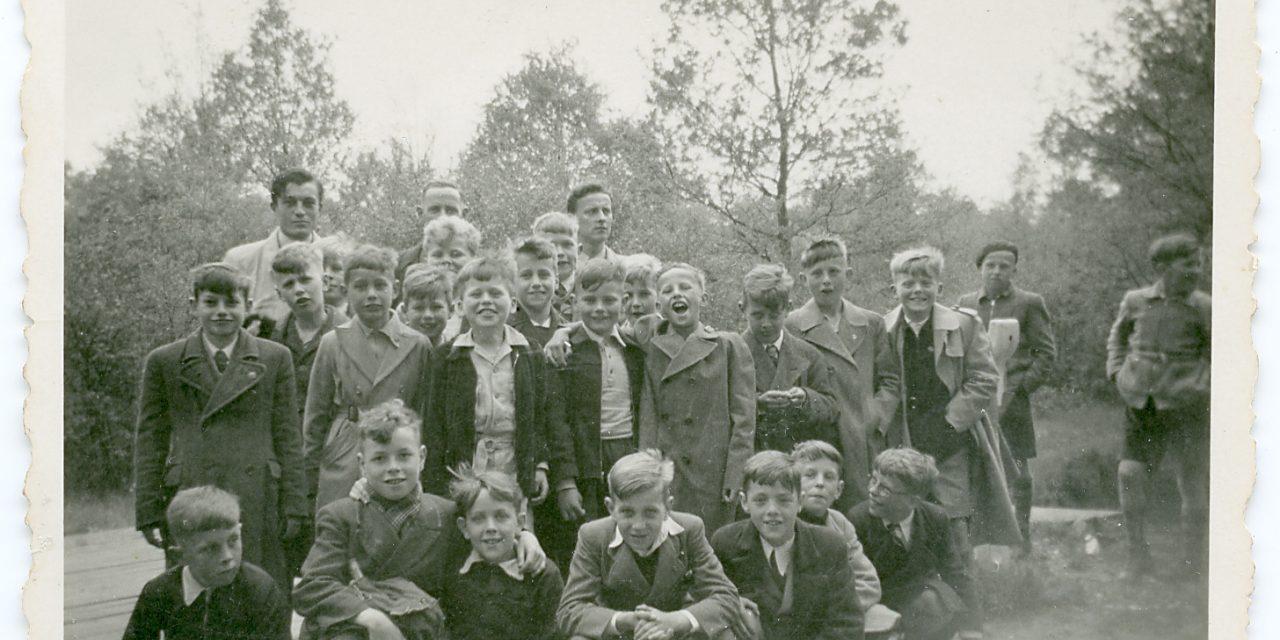 Document: 1953 brief Kapelaan Vorstermans over jeugdclub Cantasona