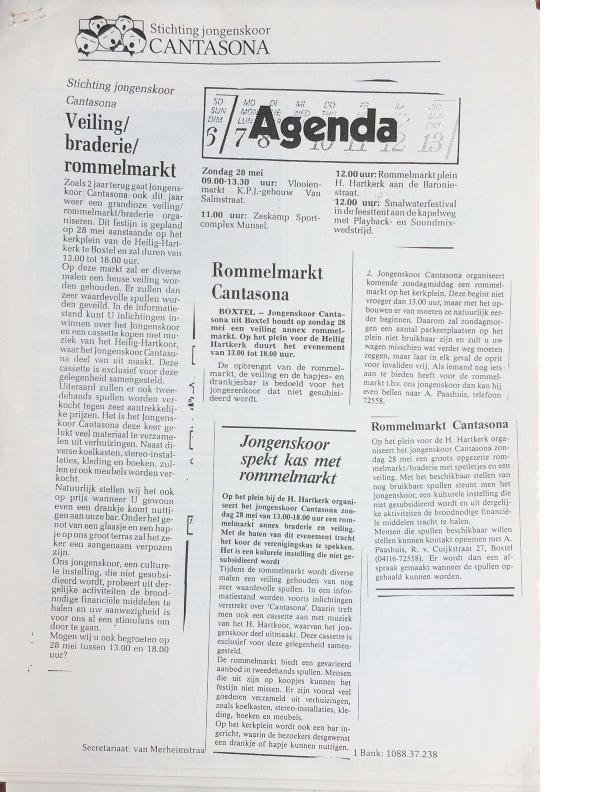 1989 Krantenknipsels