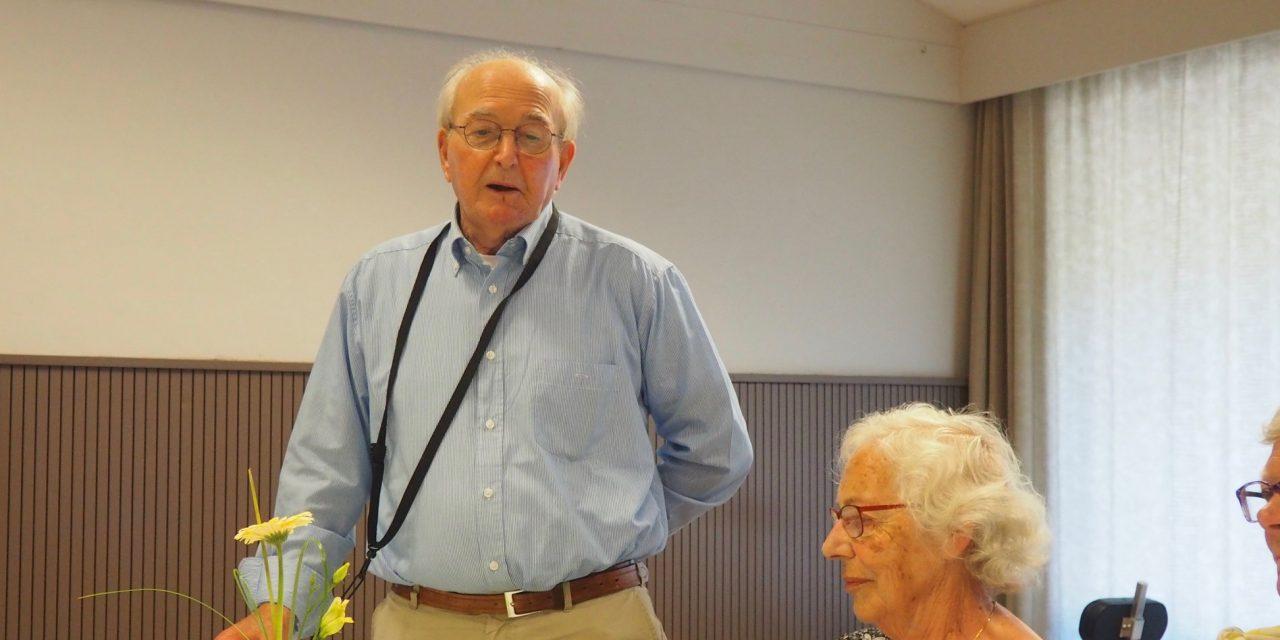 Foto: Zangers van Cantasona in Hoogstraten 23 juni