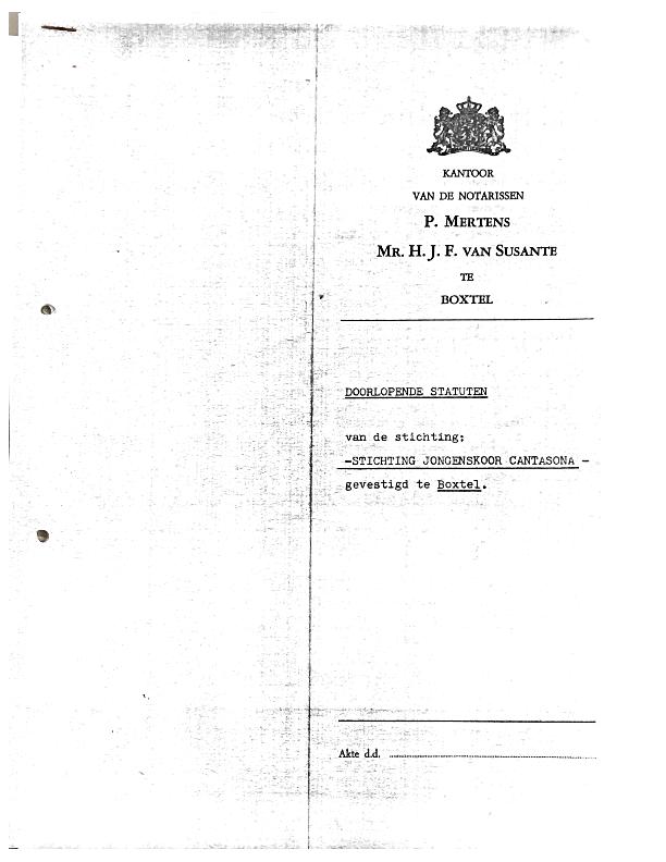 1990 Gewijzigde Statuten